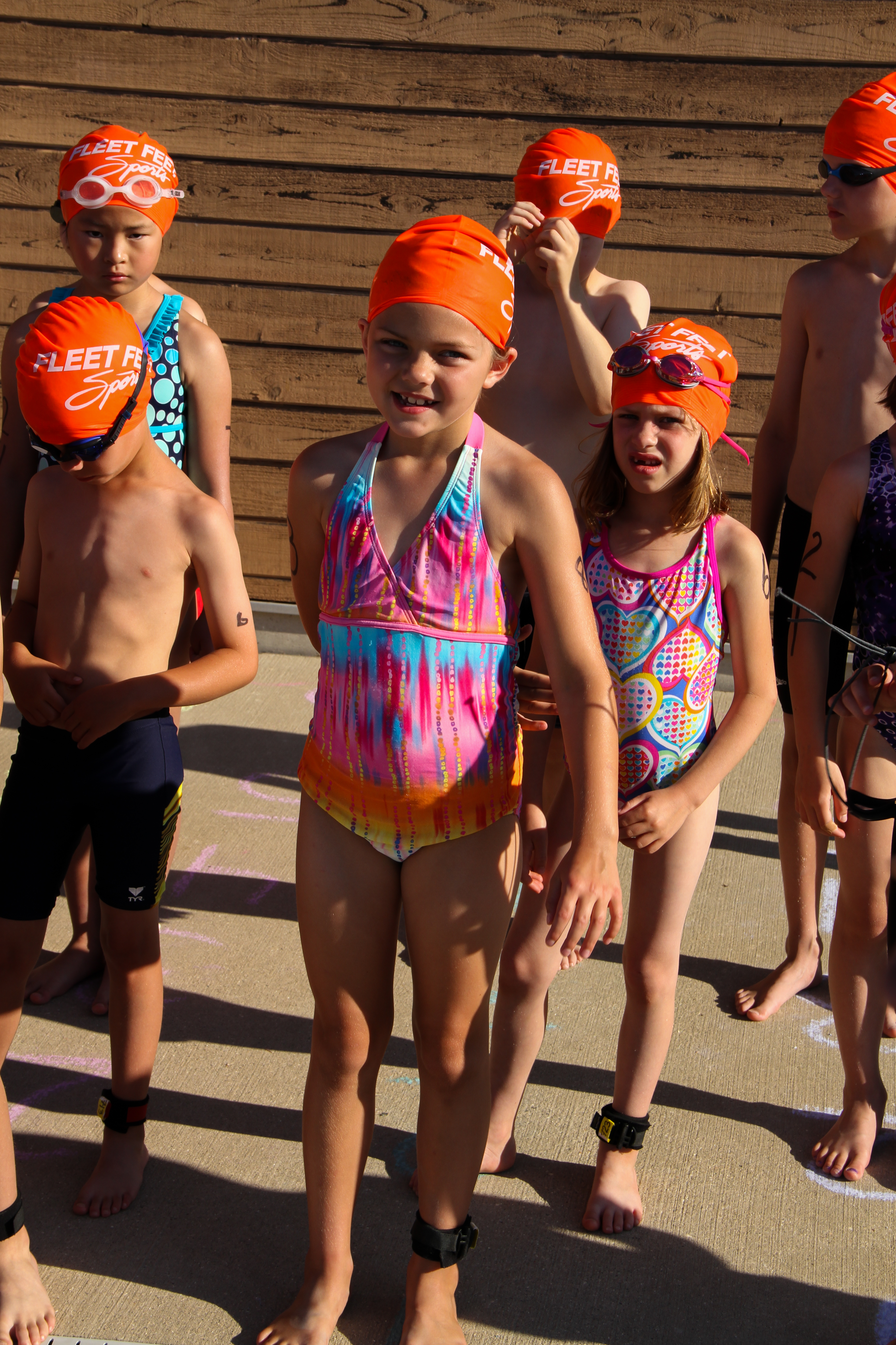 MSCR Splash & Dash swimming kids