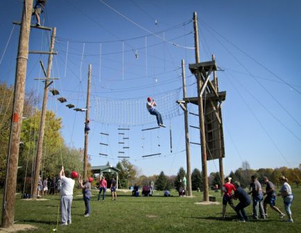 MSCR obstacle course image