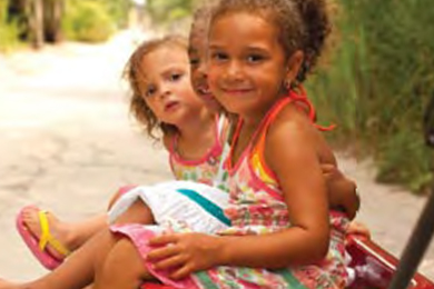 MSCR preschool camps in the summer