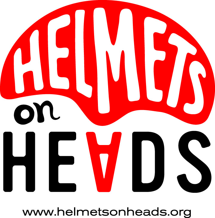 Helmets on Heads logo